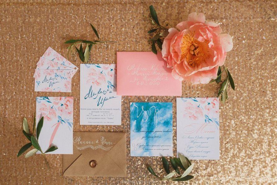 Фото 15979730 в коллекции Свадебные приглашения - Bride Tips Invintations