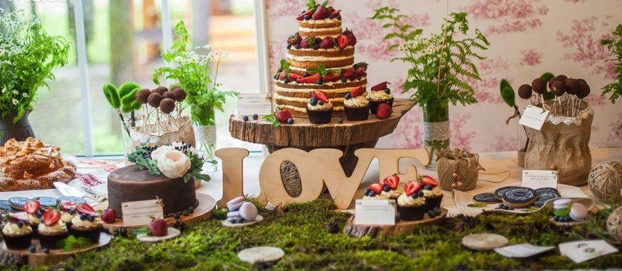 Фото 16472236 в коллекции Candy Bar - Свадебное агентство Monte Carlo