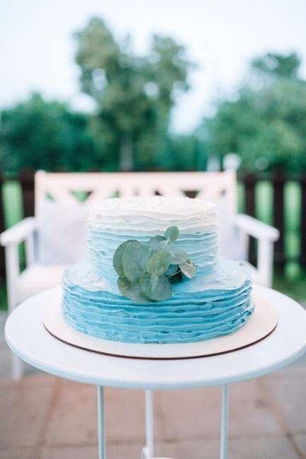Фото 16473130 в коллекции Свадебные торты 2018 - Свадебное агентство Monte Carlo