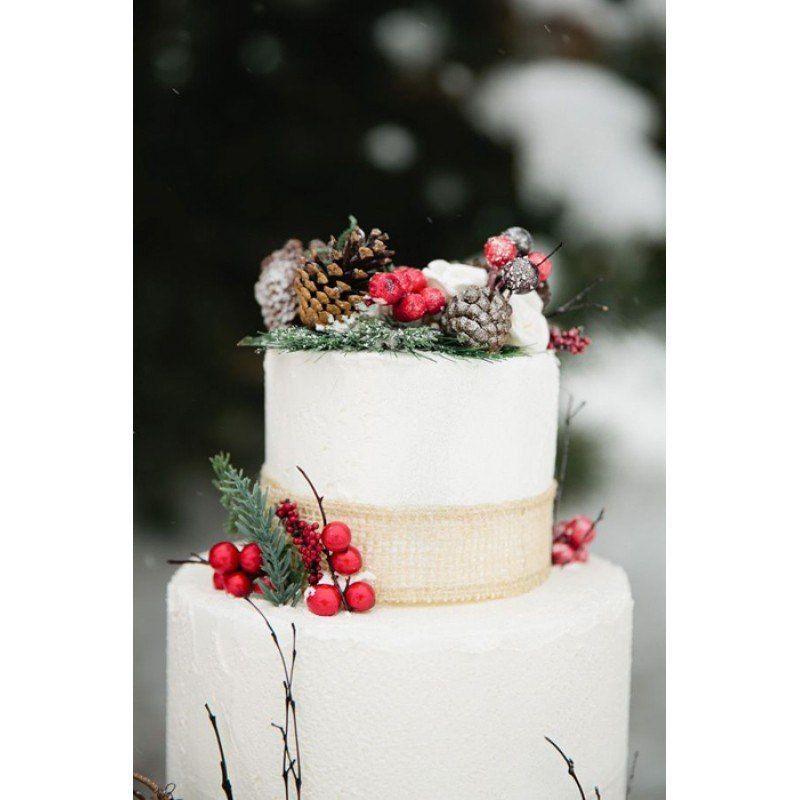 Фото 16473216 в коллекции Зимние торты - Свадебное агентство Monte Carlo