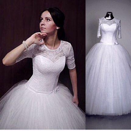 Свадебное платье Эльза