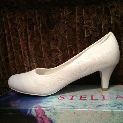 Новые свадебные туфли 40 размера