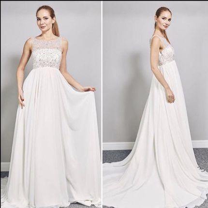 Свадебное платье для беременных невест