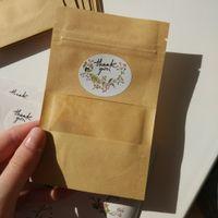 Пакетики для чая в подарок гостям