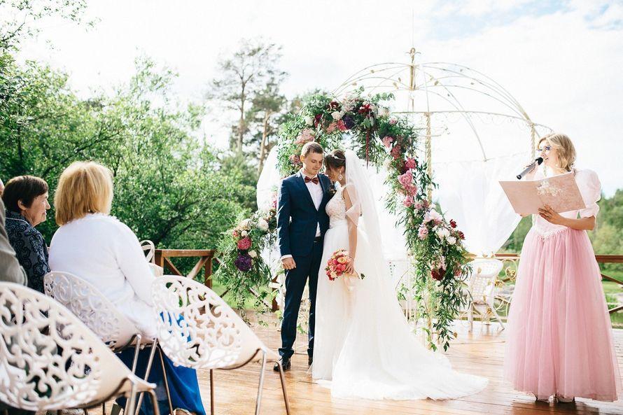 Фото 16019232 в коллекции Свадебные церемонии - Ведущая церемоний Анастасия Бельтюкова