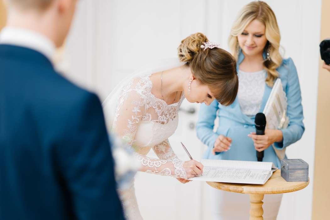 Фото 16019260 в коллекции Свадебные церемонии - Ведущая церемоний Анастасия Бельтюкова
