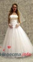 """Свадебное платье """"Сияние"""" - фото 2565 Свадебный салон """"Белоснежка"""""""
