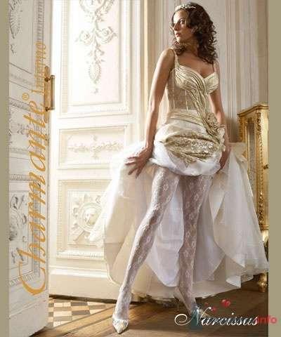 """Образ невесты в кружевных белых колготах - фото 1825 Сеть супермаркетов белья и колготок """"Стильпарк"""""""