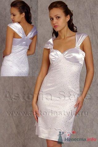 """Эвелина - фото 9877 Свадебный салон """"Астория стиль"""""""