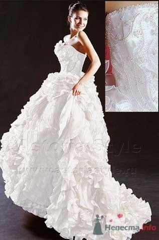 """модель 1727 - фото 12072 Свадебный салон """"Астория стиль"""""""