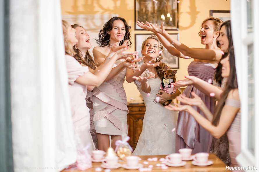 Фото 630785 в коллекции Dama - Конкурс фото «Свадьба моей мечты» - Nevesta.info - модератор