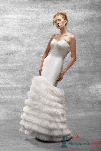 "TO BE BRIDE   7075 - фото 2664 Салон свадебной и вечерней моды ""Амадеус"""