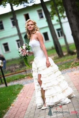 """Индивидуальный пошив - фото 2727 Салон свадебной и вечерней моды """"Амадеус"""""""