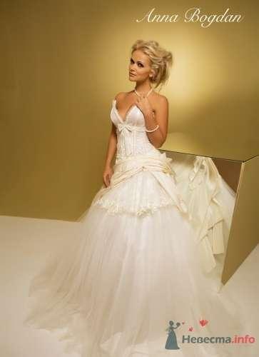 "ANNA BOGDAN мод.1005 - фото 17514 Салон свадебной и вечерней моды ""Амадеус"""
