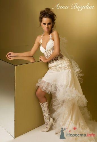 "ANNA BOGDAN мод.1004 - фото 17520 Салон свадебной и вечерней моды ""Амадеус"""