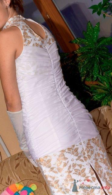 маленькое свадебное платье 2 - фото 53171 Белошвейка