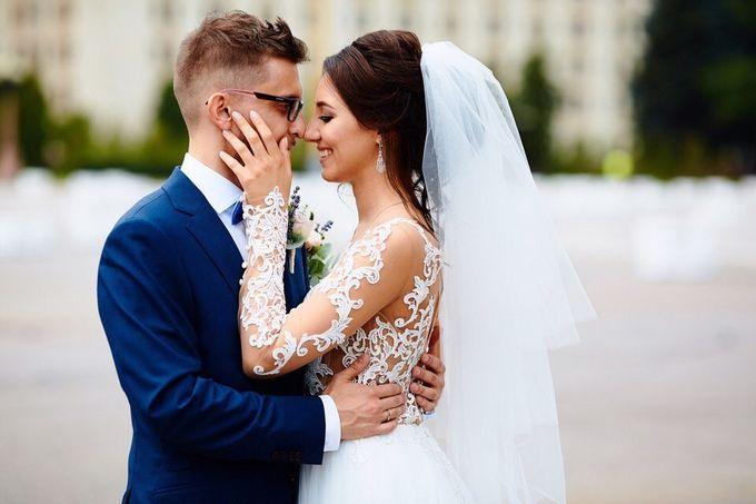 Катя и Дима Ривер – свадьба 15 июля 2017