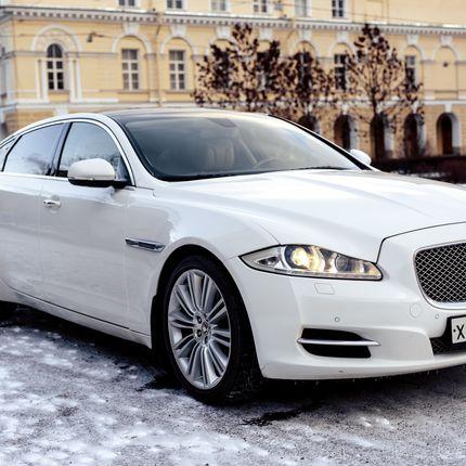 Аренда Jaguar XJ Long