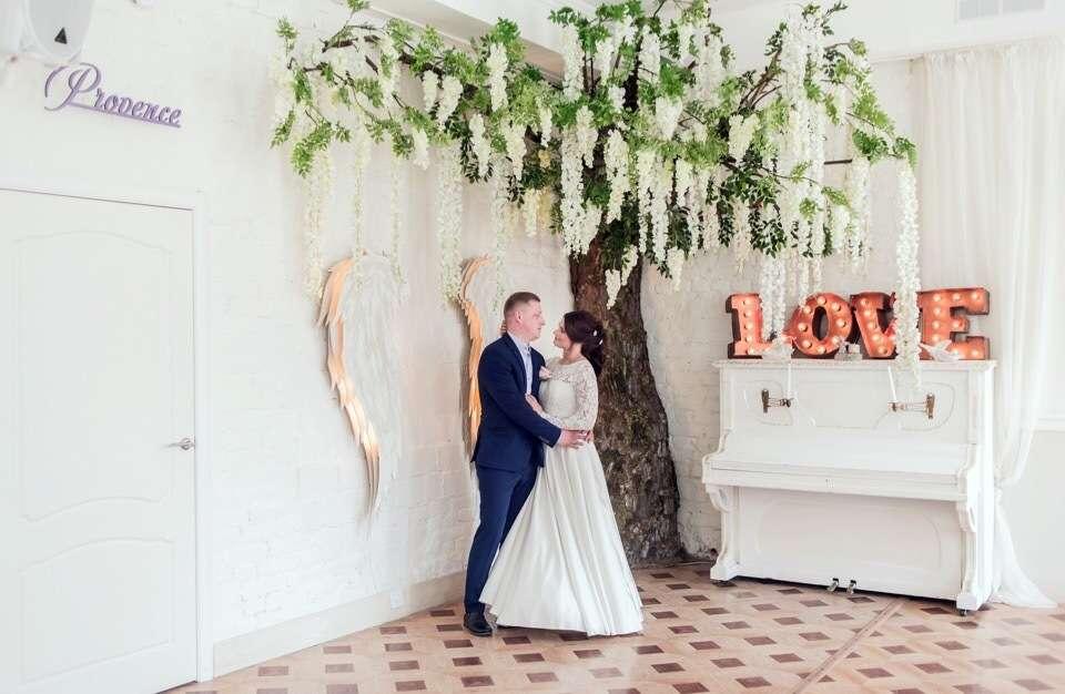 """Фото 18967518 в коллекции Реальные свадьбы - Банкетный зал """"Provence"""""""