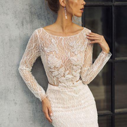 Свадебное платье Leoni