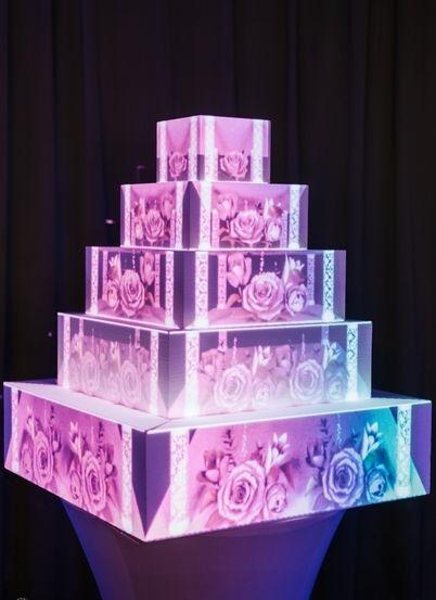 """Фото 16139742 в коллекции Уникальное световое шоу на торт - Компания """"Magic Cake"""""""