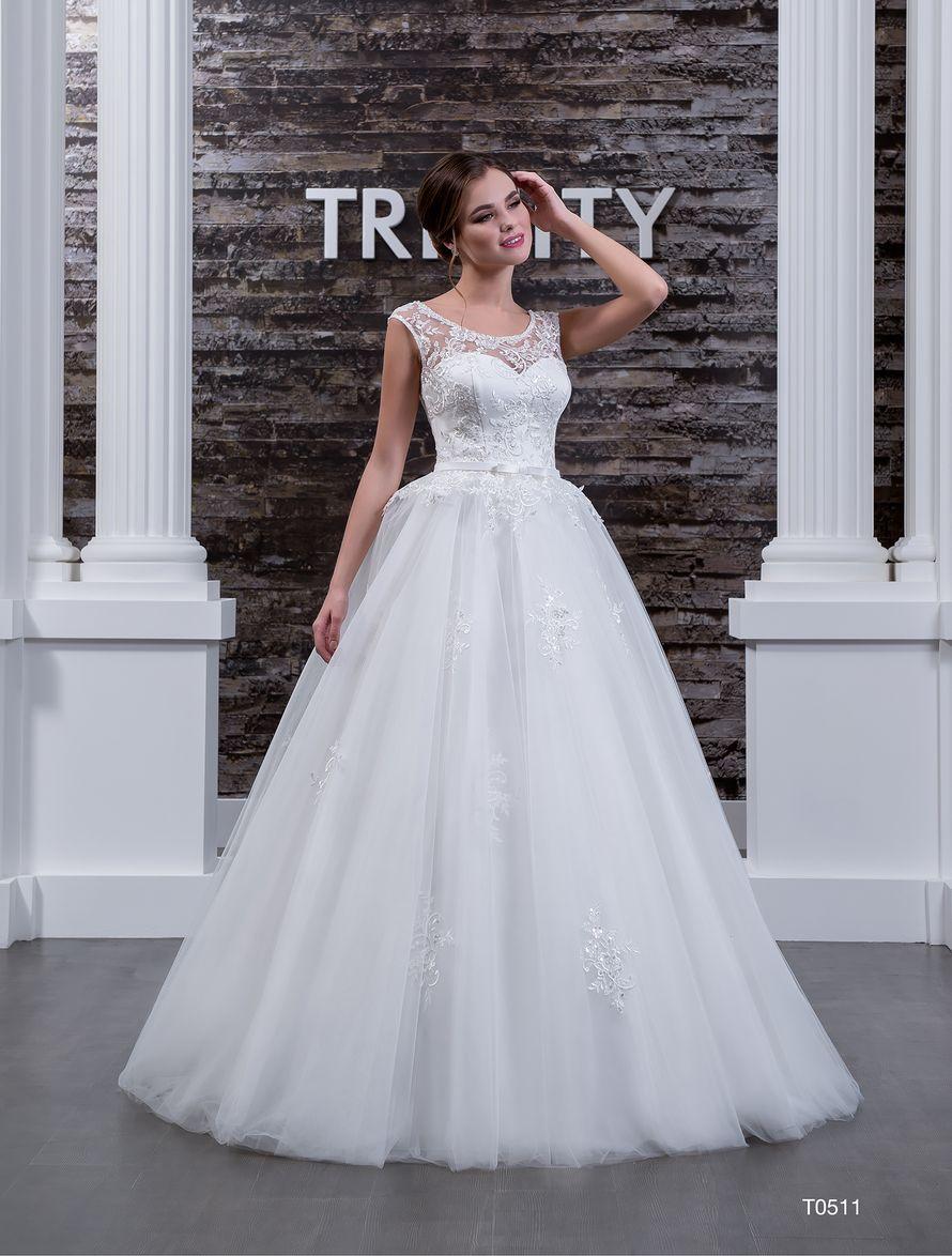 """Фото 16224464 в коллекции свадебные платья - Салон свадебной и вечерней моды """"Вальс"""""""