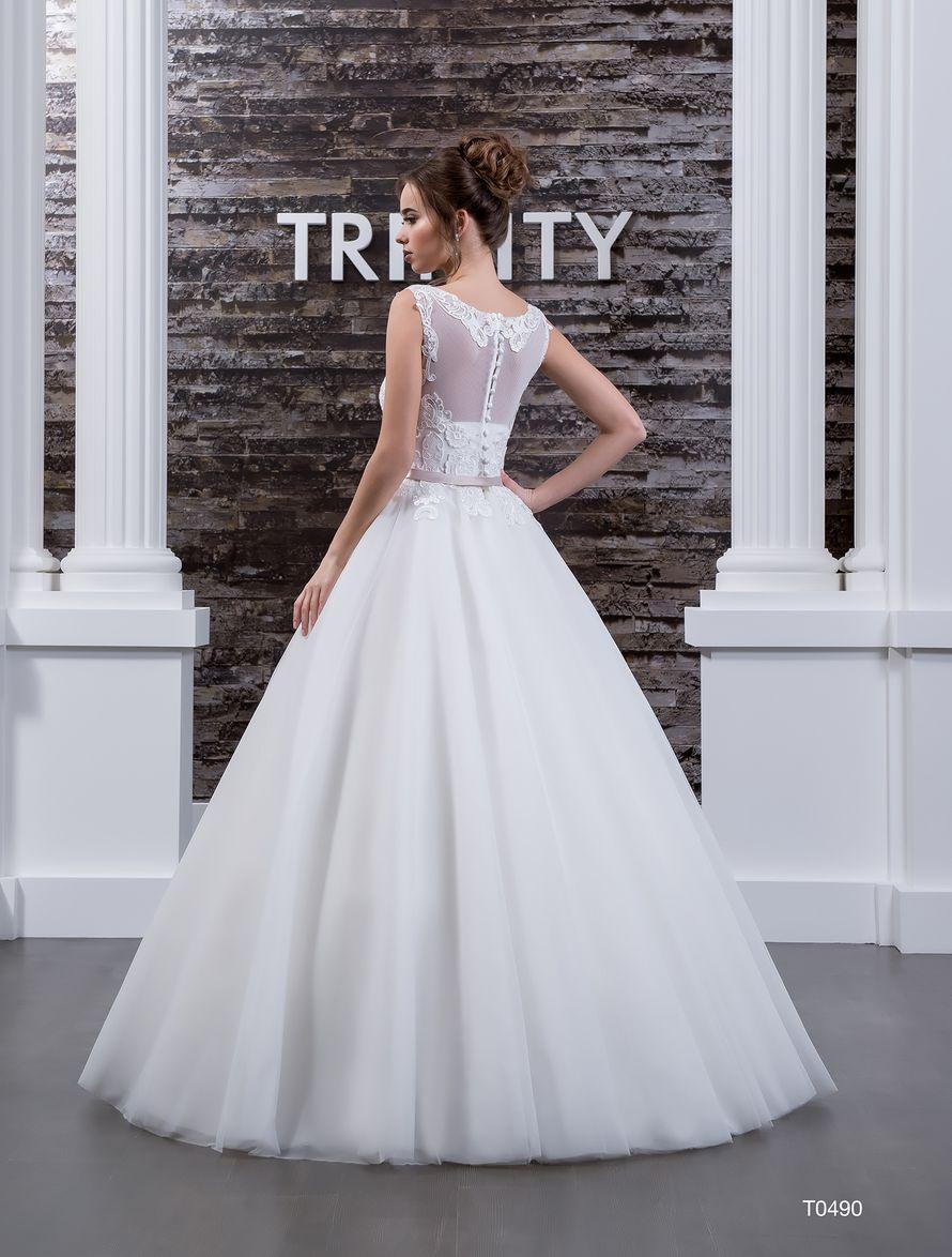 """Фото 16224474 в коллекции свадебные платья - Салон свадебной и вечерней моды """"Вальс"""""""