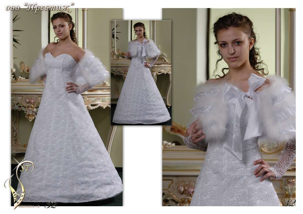 """Фото 16416660 в коллекции Портфолио - Салон свадебной и вечерней моды """"Вальс"""""""