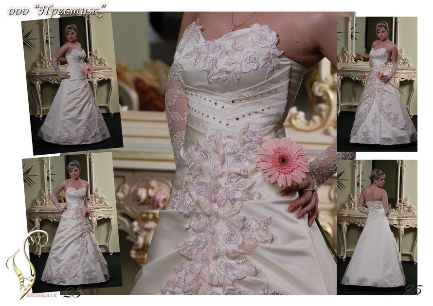 """Фото 16416674 в коллекции Портфолио - Салон свадебной и вечерней моды """"Вальс"""""""