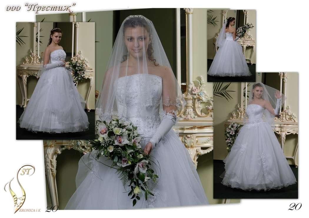 """Фото 16416684 в коллекции Портфолио - Салон свадебной и вечерней моды """"Вальс"""""""