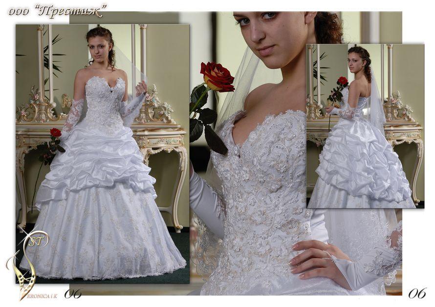 """Фото 16416712 в коллекции Портфолио - Салон свадебной и вечерней моды """"Вальс"""""""