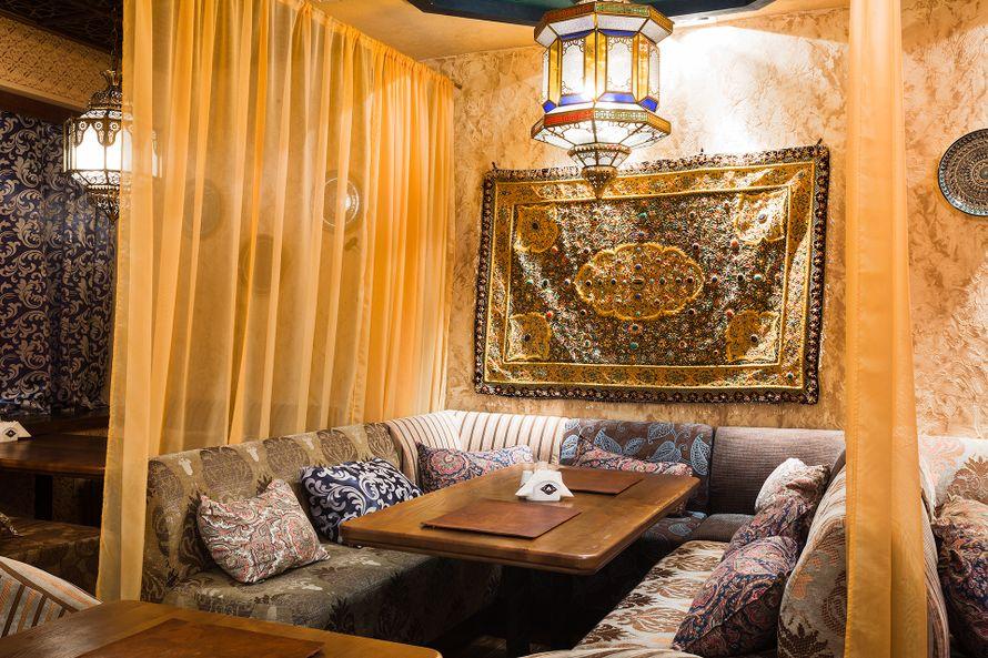 основной зал - фото 16326752 Ресторан Диван - Сарай