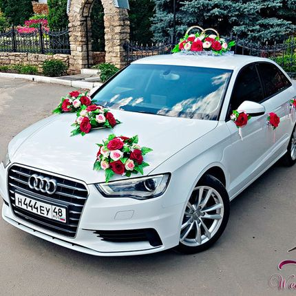 Audi A3 New в аренду