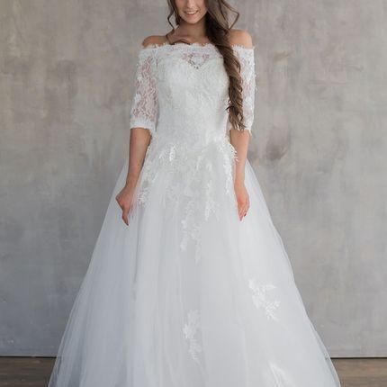 Платье Воздушность