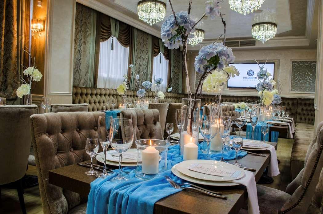 Зал #Мармарин - фото 17158200 Ресторан Мармарин