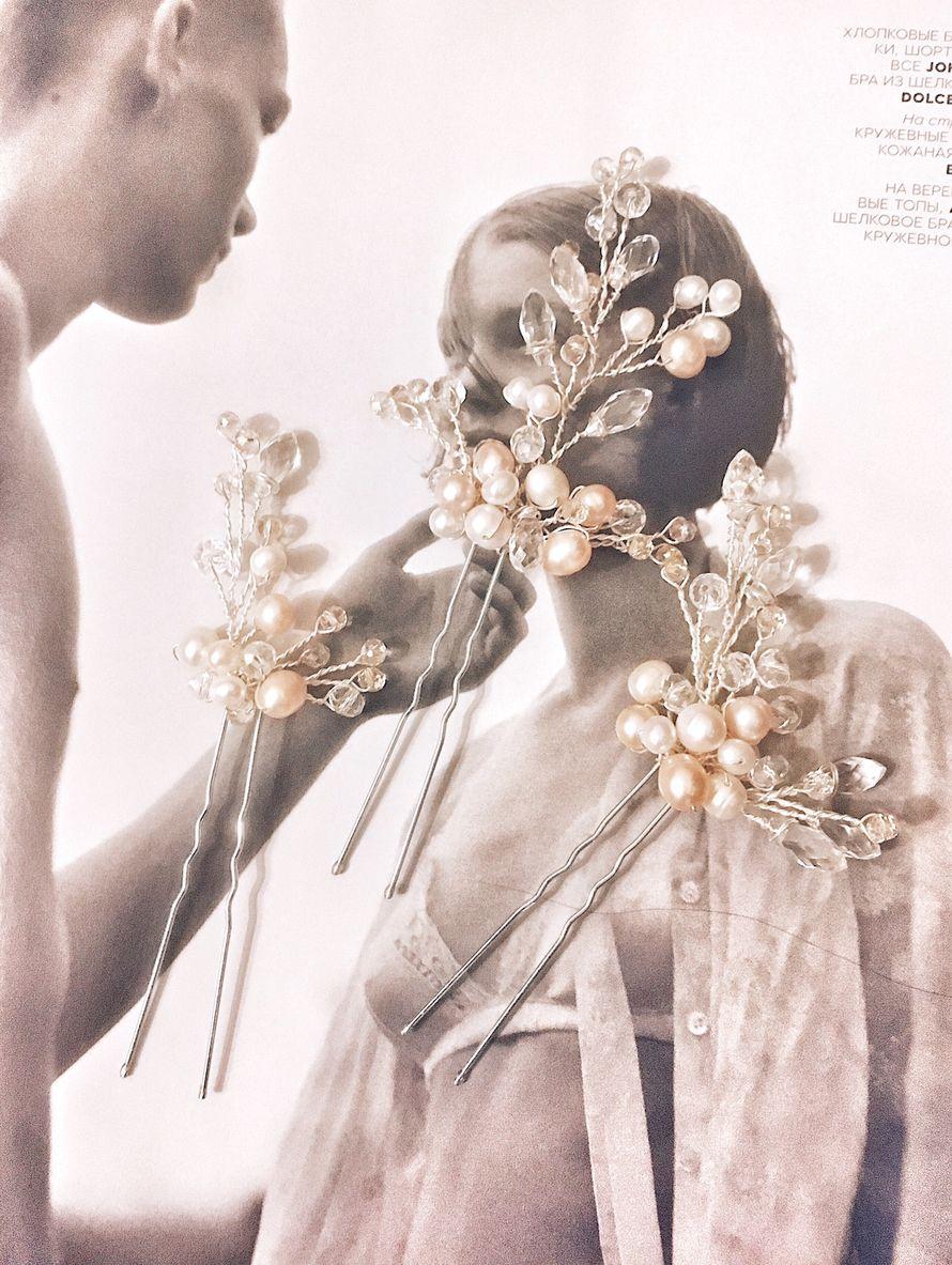 """Фото 16365138 в коллекции Украшения в прическу - Ювелирный салон """"Evgrafova Jewelry"""""""