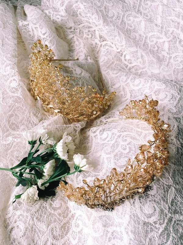 """Фото 16365148 в коллекции Украшения в прическу - Ювелирный салон """"Evgrafova Jewelry"""""""