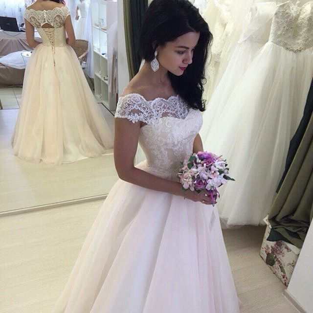 Свадебное платье Мальва