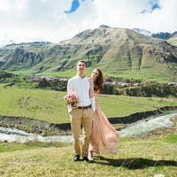 Свадьба в Грузии.  Фото: Роман Склейнов
