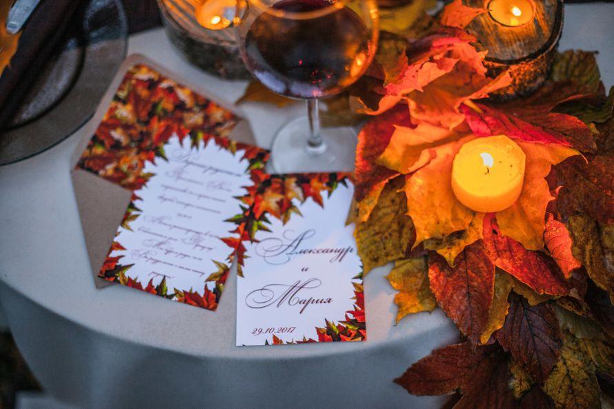 Фото 16582670 в коллекции Жаркая Осень - Wed Magic - студия декора и флористики