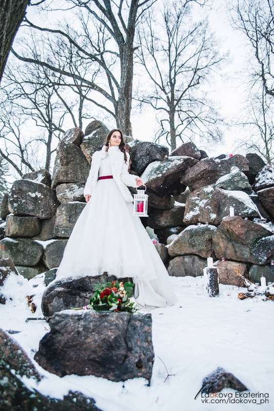 Фото 16582722 в коллекции ЗИМНЯЯ ПРИНЦЕССА - Wed Magic - студия декора и флористики