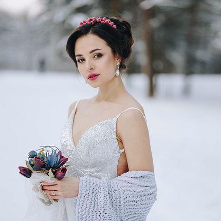 Создание свадебного образа дня невесты