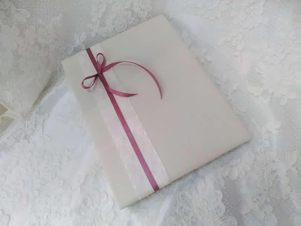 Эффектная книга пожеланий!  - фото 16641024 Bestbook - мастерская аксессуаров