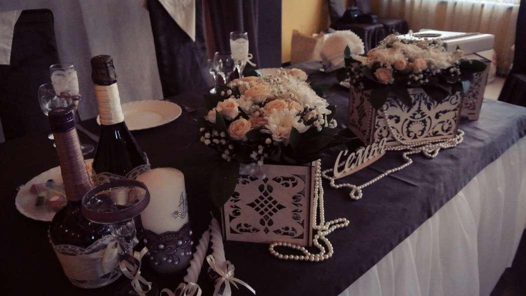 Фото 17187038 в коллекции Декор для оформления свадьбы - Bestbook - мастерская аксессуаров