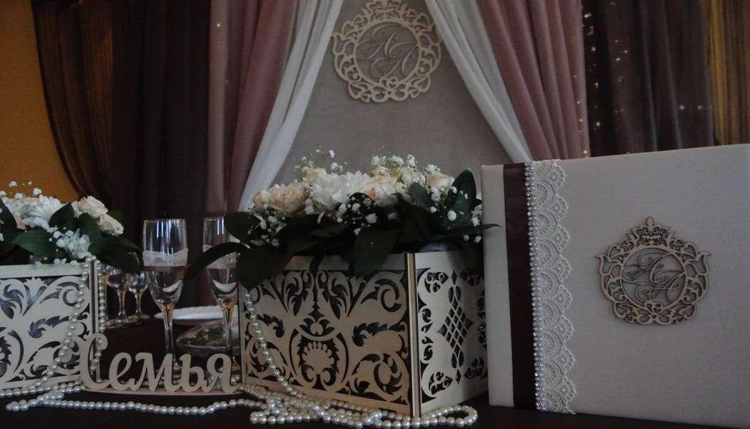 Фото 17187044 в коллекции Декор для оформления свадьбы - Bestbook - мастерская аксессуаров