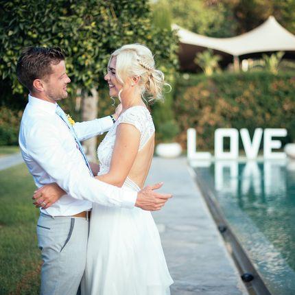 Организация свадьбы на Ибице