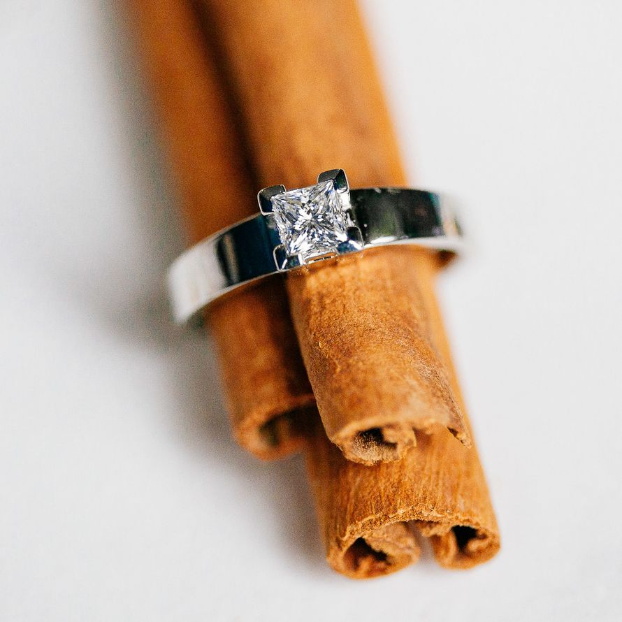 """Фото 16695512 в коллекции Портфолио - """"Платиnor"""" - кольца из платины и палладия"""