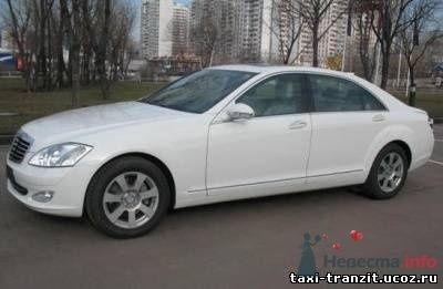 Mersedes S-600, W-221. Цена 1800р/час - фото 67450 Taxi-Tranzit - машины на свадьбу
