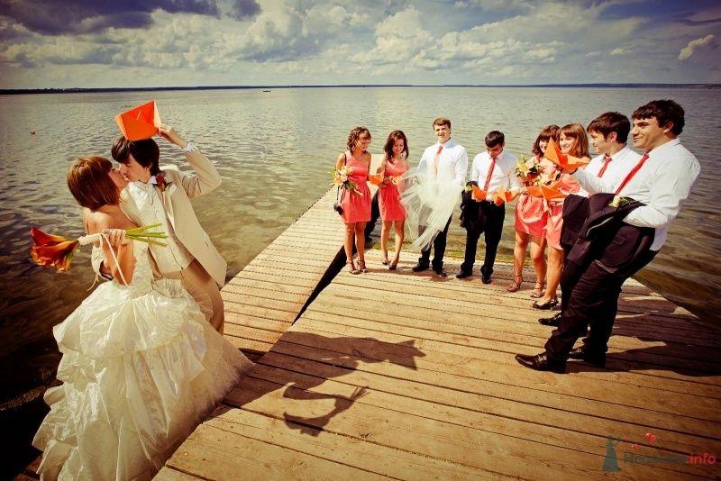 Фото 58016 в коллекции Моя оранжевая свадьба