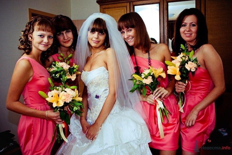 Фото 61742 в коллекции Моя оранжевая свадьба - yanechka